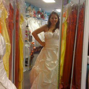 dress fitting