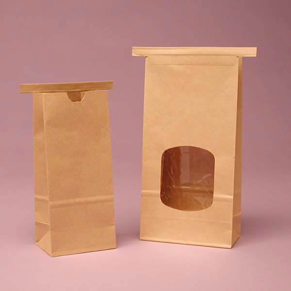 kraft wedding favor packaging