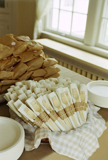 Biodegradable Wooden Utensils