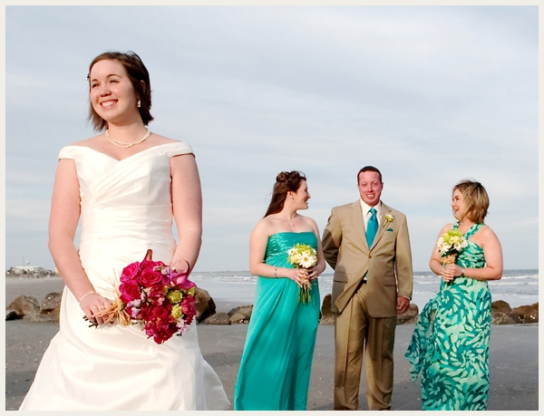 SC Beach Destination Wedding