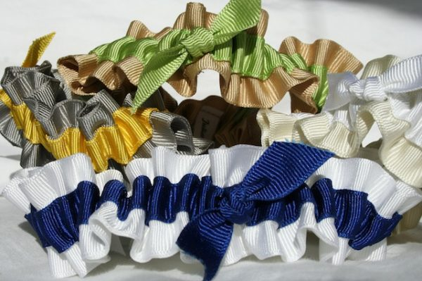 New Julianne Smith Eco-friendly Garters