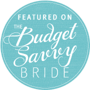 Featured on The Budget Savvy Bride