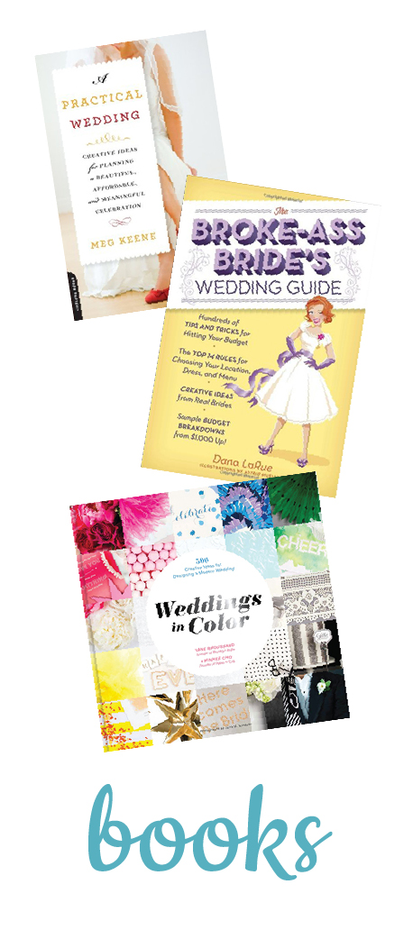 wedding planning books, the best wedding planning books for saving money and creating a beautiful wedding