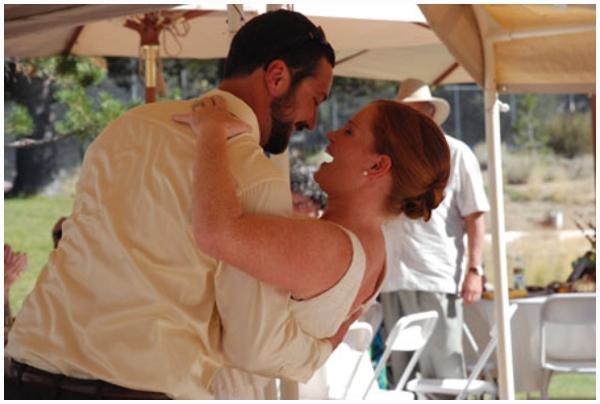 Lake tahoe budget wedding