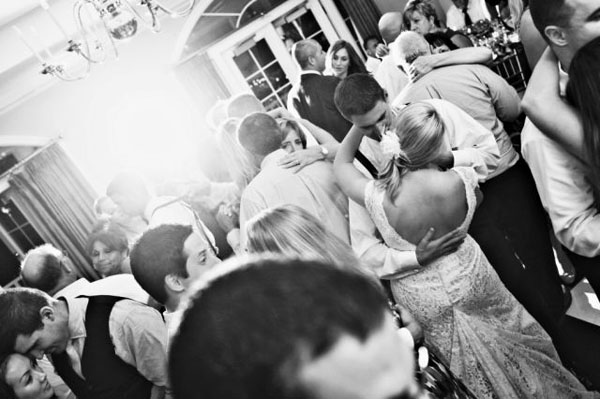 18 dancing in Rachel + Matt and budget savvy wedding of the week