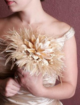 Flower Alternatives Feathers