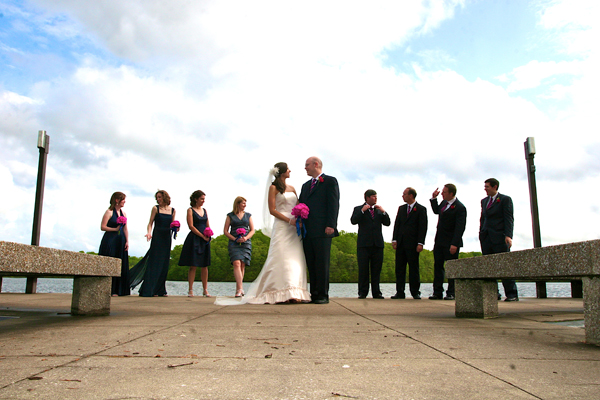 State Park Wedding