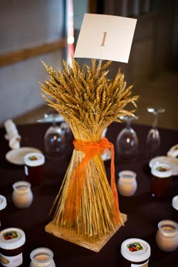 Flower Alternatives Wheat