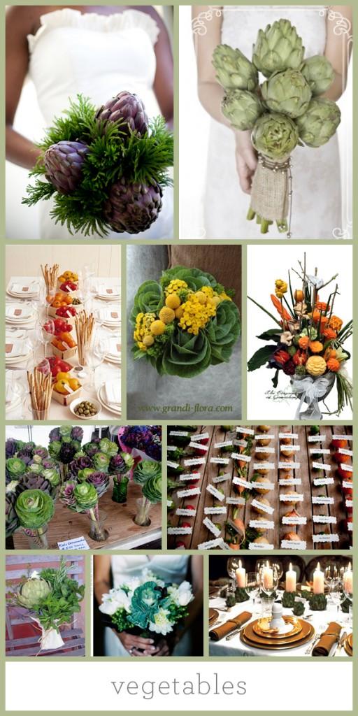 Flower Alternatives Vegetables