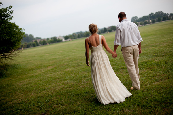 Relaxed Wedding