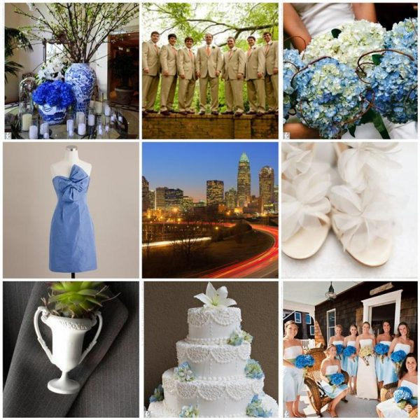 Periwinkle Wedding Inspiration