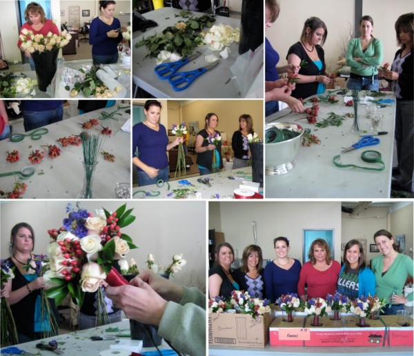 Flowerman 600x516 in Beckys DIY wedding flowers  and diy projects