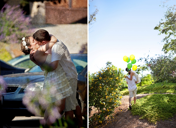 joshcara7 in Yellow + Green Backyard Wedding and budget savvy wedding of the week