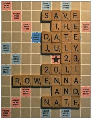 Postcard Save-The-Dates