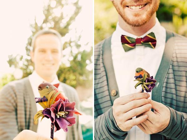 laid-back and fun wedding