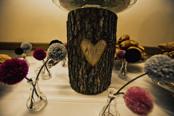 Garden of Eden Theme wedding