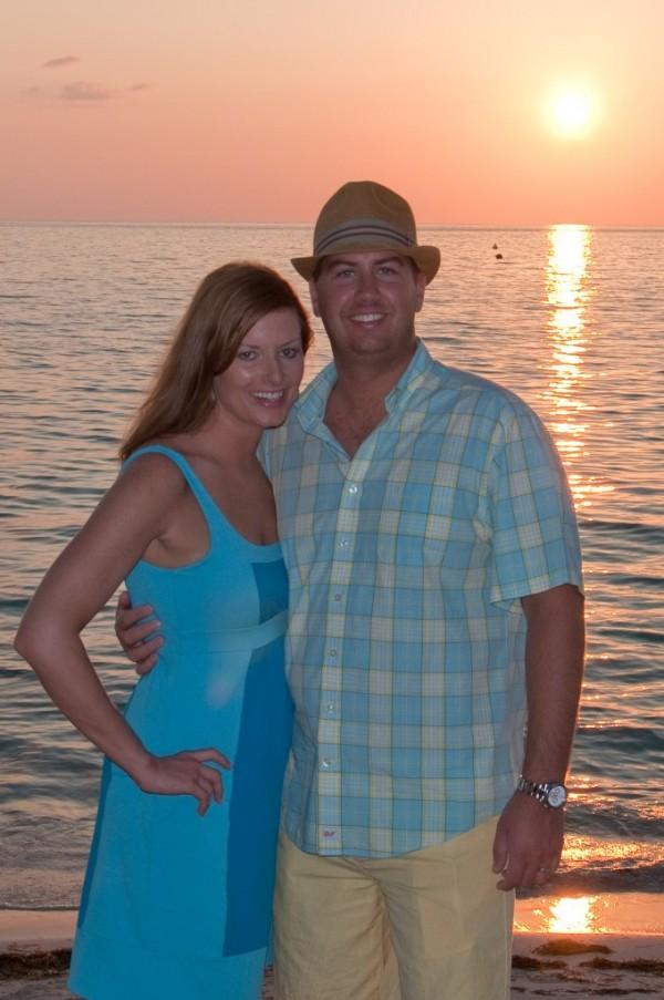 post-wedding honeymoon