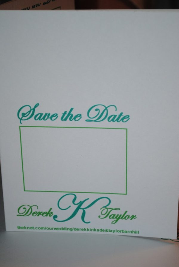 taylor made save the dates the budget savvy bride