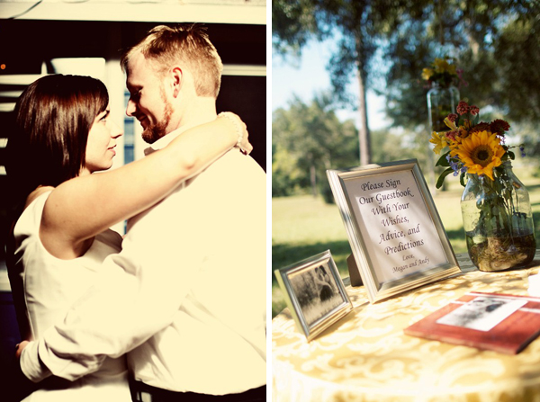 $4k backyard wedding