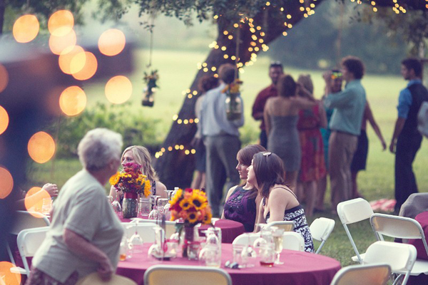 $4k backyard wedding