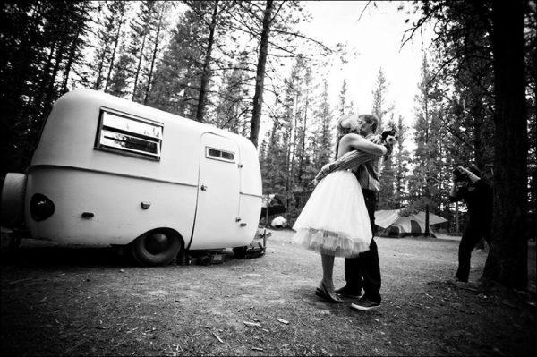 campsite ceremony