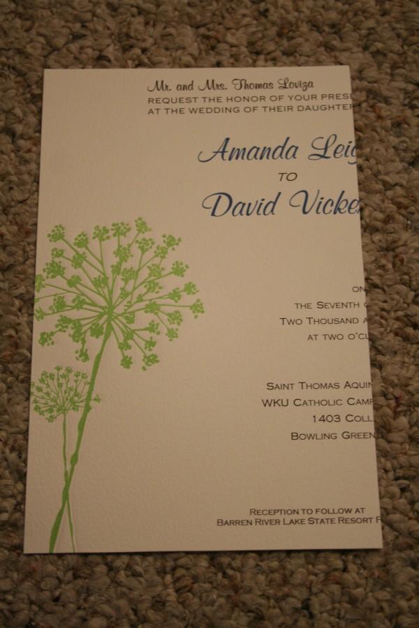 printing invitations