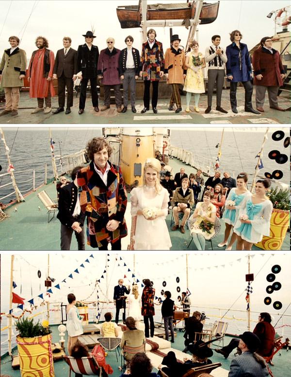 TV movie wedding