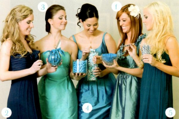 The Wedding Party- Bridesmaid and Groomsmen Attire