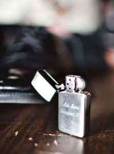 wedding party gifts zippo