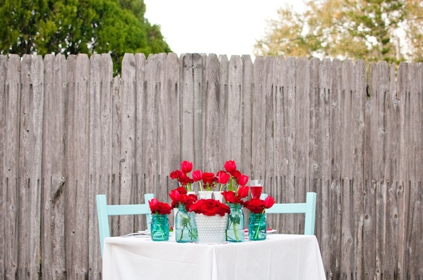 And that means that the Boy and I are hosting our own rehearsal dinner. At  our house. Post rehearsal. But two days BEFORE the wedding date (instead of  the ... - Backyard Rehearsal Dinner
