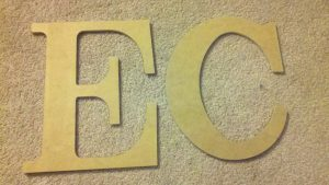 letters 300x169 in {Emily} DIY Moss Monograms and diy projects blog