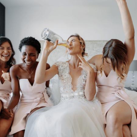 past bride advice