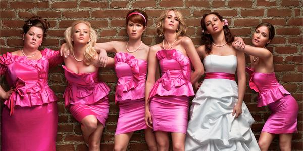 bridesmaid friends