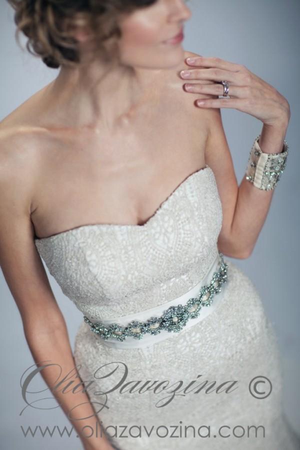 custom gown
