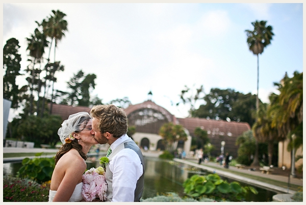 J.Crew Inspired California Wedding