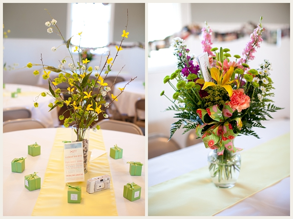 Wildflower Wedding by Lauren Wright Weddings