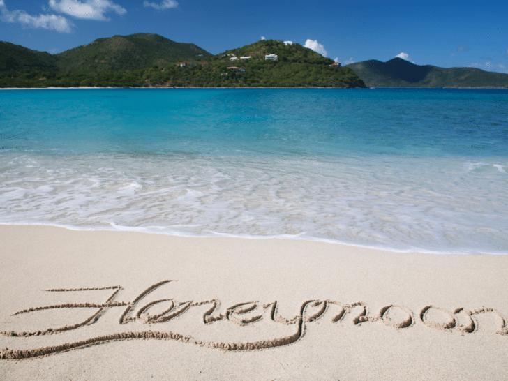 honeymoon beach - budget friendly honeymoon