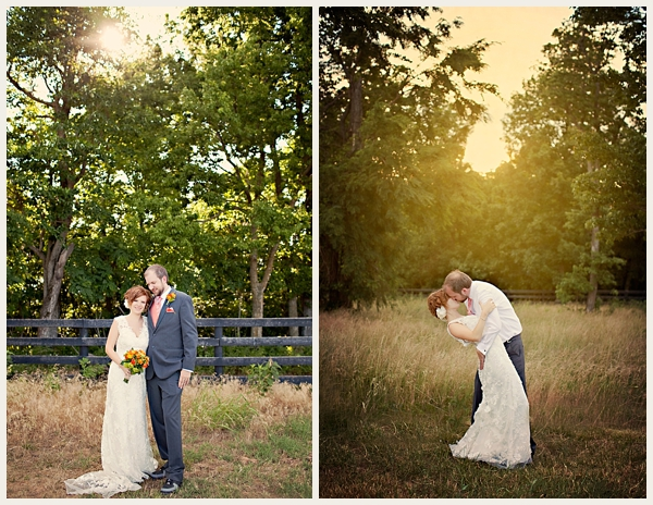 rustic chic theme wedding