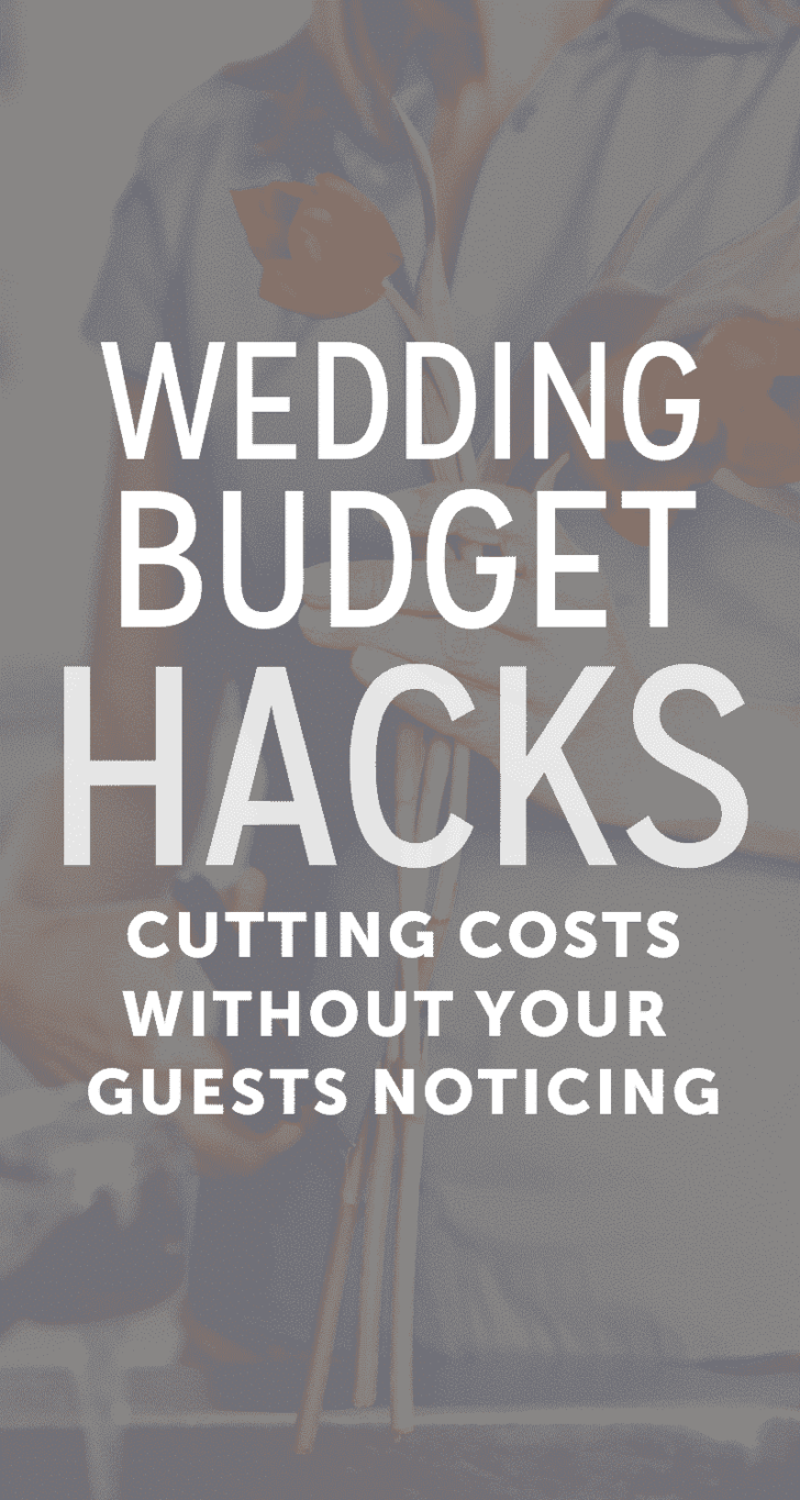 cutting costs without your guests noticing