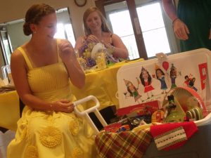 handmade bridal shower
