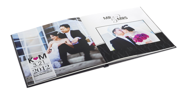 Photo books from Shutterfly