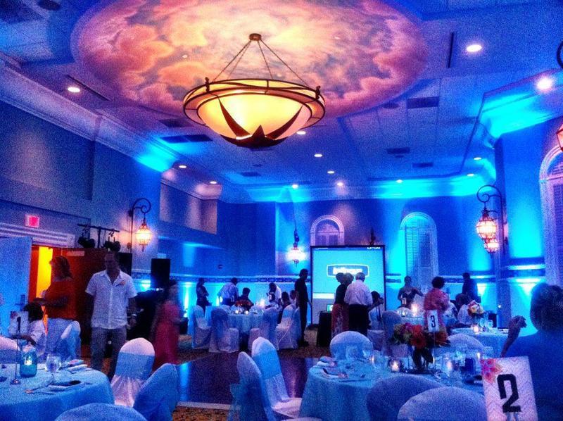 Diy wedding lighting with diy uplighting lighting solutioingenieria Gallery