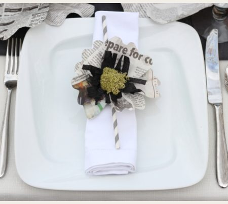 DIY Paper Party - Wedding Decor made of Paper