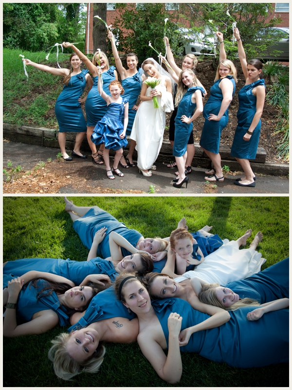 blue yellow wedding 0005 in Blue and Yellow North Carolina Wedding by Rachel Archer Photography and blog