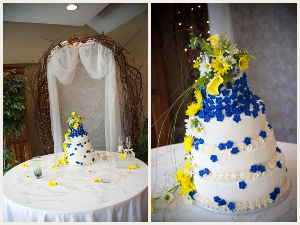 blue yellow wedding 0008 in Blue and Yellow North Carolina Wedding by Rachel Archer Photography and blog