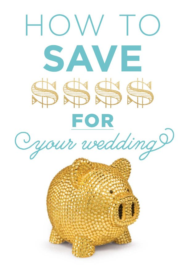 How to save money FOR your wedding: Learn how to create an automatic savings plan to make saving simple!!
