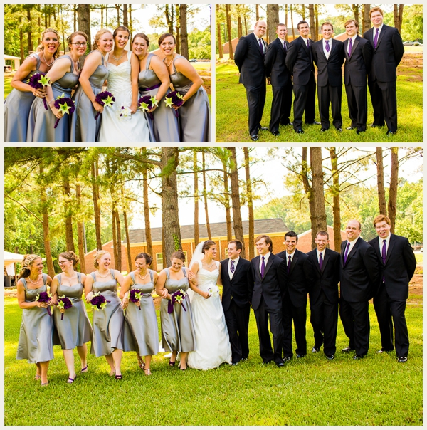 Purple Grey Wedding 0004