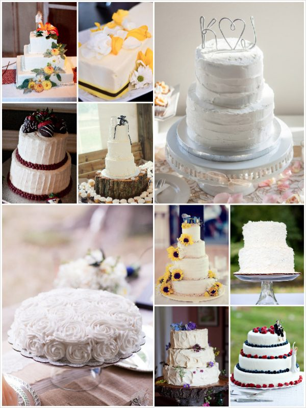 Classic_Simple_Wedding_Cake_Designs