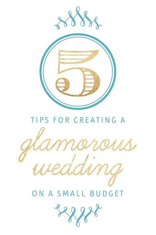glamorous-wedding-on-a-budget
