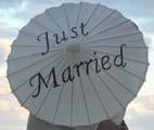 parasol just married